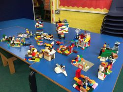 Funky Play Bricks Lego Session